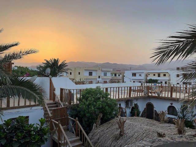 dream Catcher#1 * seaview rooftop * 1min to beach