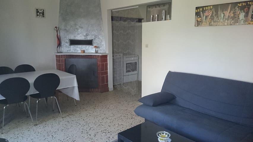 appartement couple avec enfants - Ventiseri - Pis