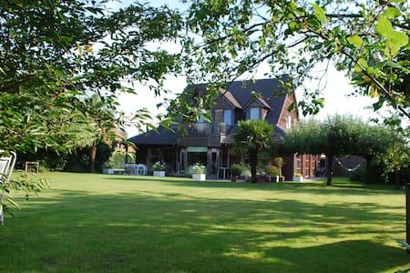 Villa bois red cedar 15 personnes - Marcq-en-Barœul