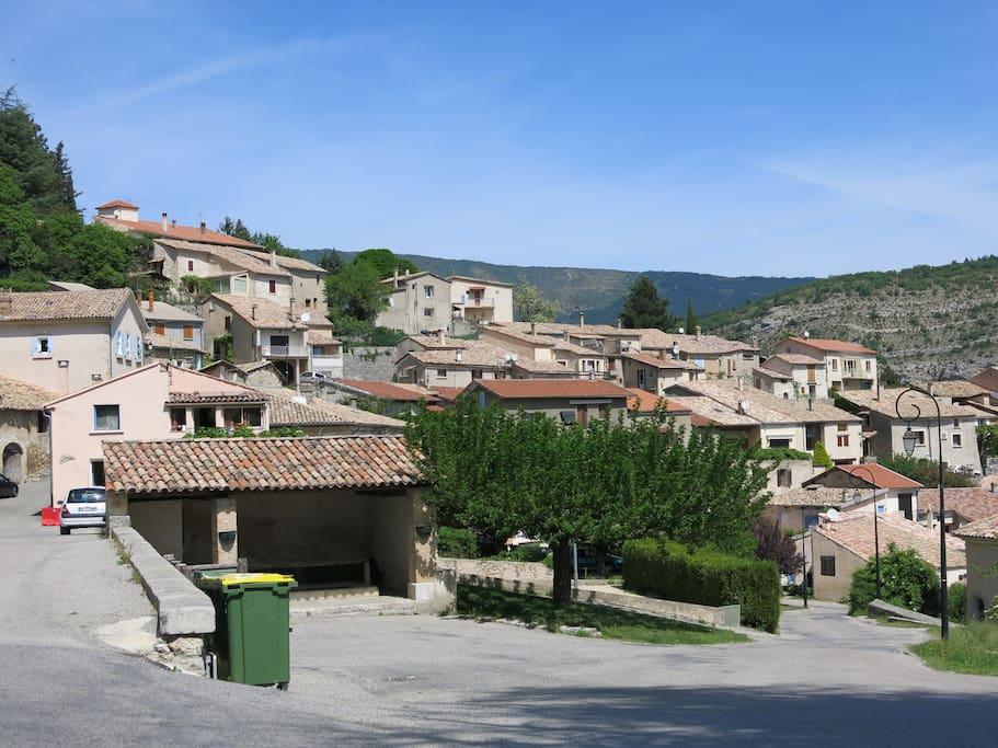 Charmant petit village où vous serez au calme