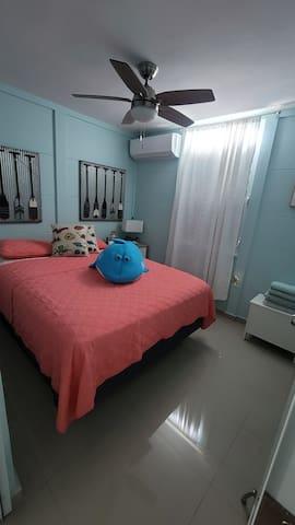 Room #3 Queen Bed