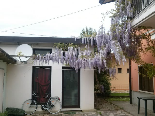 Depandance in amazing Friuli V.G. - Fiume Veneto - Apartment
