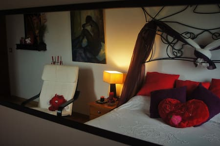 Quarto Serra D`Arga - Dem - Bed & Breakfast