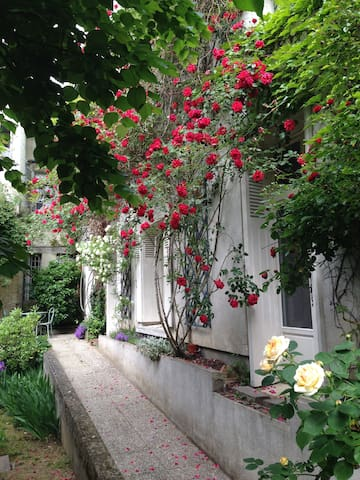 Lovely rooms in the heart of Chinon - Chinon - Talo