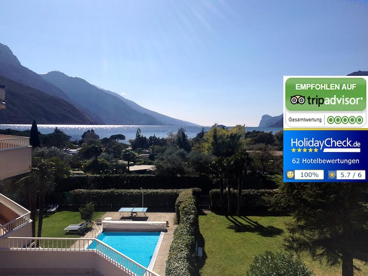 Apartment Toblini 2/3 pax 100m from the lake