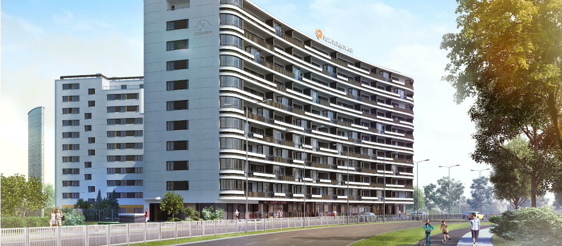 Budynek powstał w listopadzie 2016 / The building was built in November 2016 / Дом построен в ноябре 2016 года