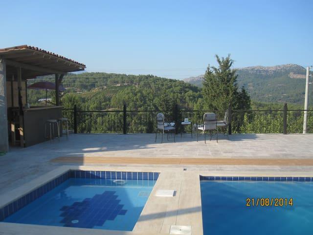 Olympos Villas - Sunset Villa - Olympos  - Villa