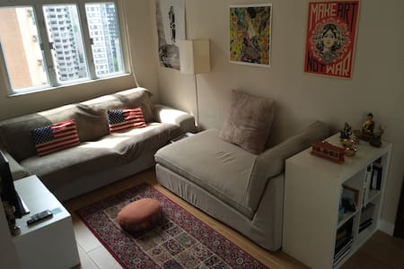 Your own flat in the heart of Soho