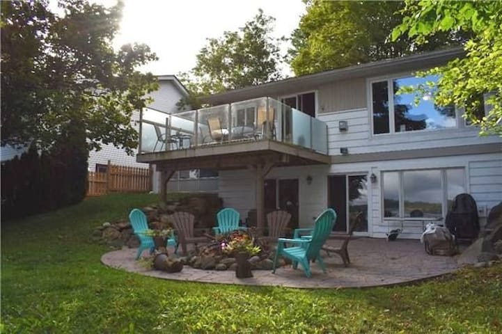 Waterfront Cottage located on Mitchell Lake