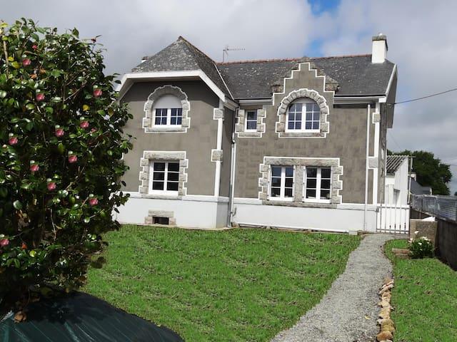 """Villa """"Au bon vieux Temps"""" - Riec-sur-Bélon - House"""