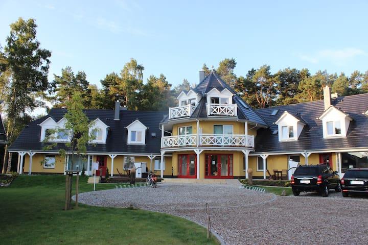 Traumhafte Turmwohnung mit Meerblick - Ückeritz - Apartment