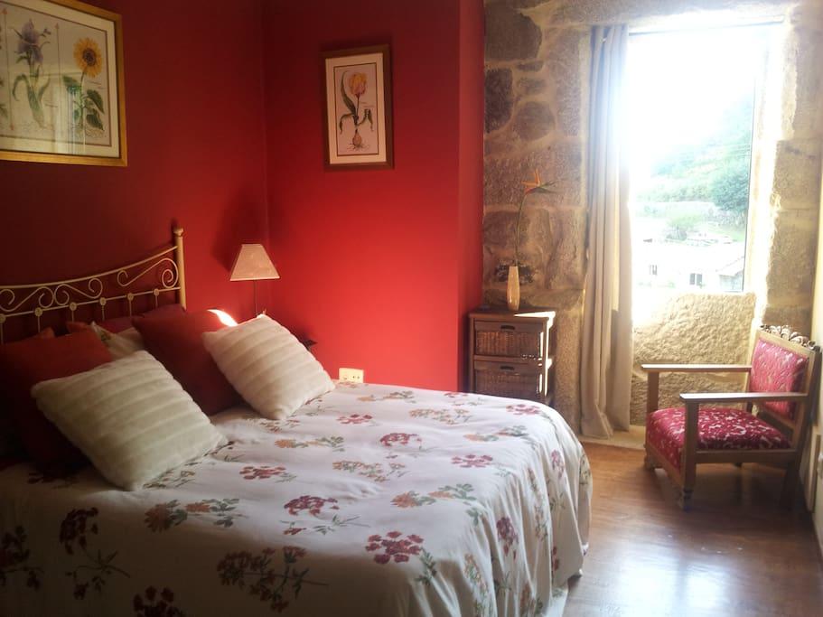 Casa do crego casas rurales en alquiler en santa cristina de cobres vilaboa galicia espa a - Alquiler casa vilaboa pontevedra ...