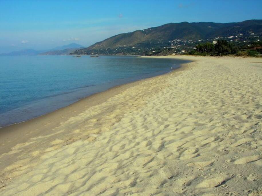 Spiaggia Palinuro