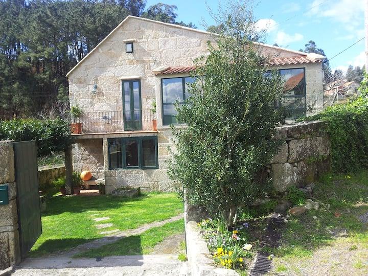 Preciosa Casa Rústica en Pontevedra