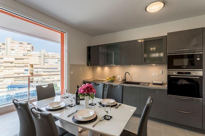 New Apartment Lux Larum
