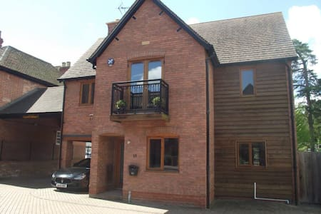 Luxury 5 Bed House NEC/ResortsWorld - Hampton in Arden - Huis