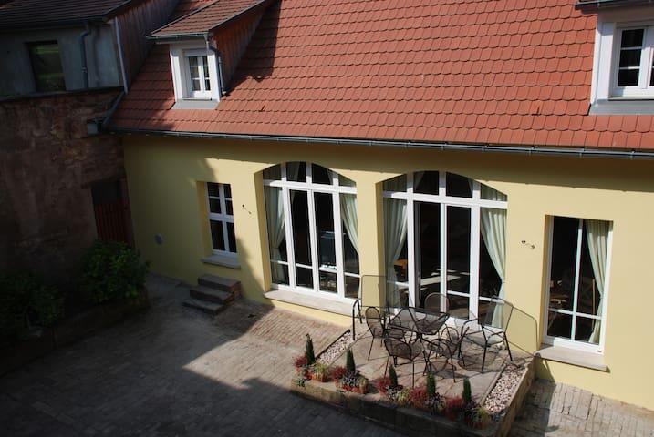 Beau gîte sur la Route des Vins - Scharrachbergheim-Irmstett - Rumah