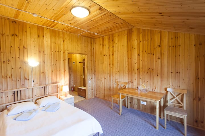 Cozy mini-Hotel close to the Palace - Lomonosovsky District - Hus