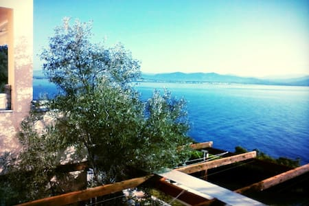 PRIVATE BEACH VILLA ATHENS RIVIERA - Perachora