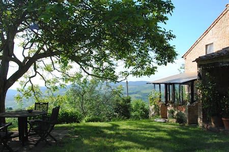Il Noce house for two persons - Radicondoli - Apartment