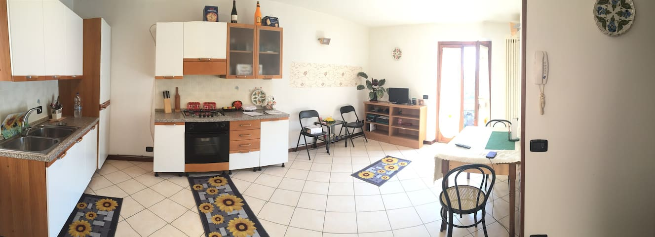 Amazing 2 bed close to Iseo lake - Credaro - Daire