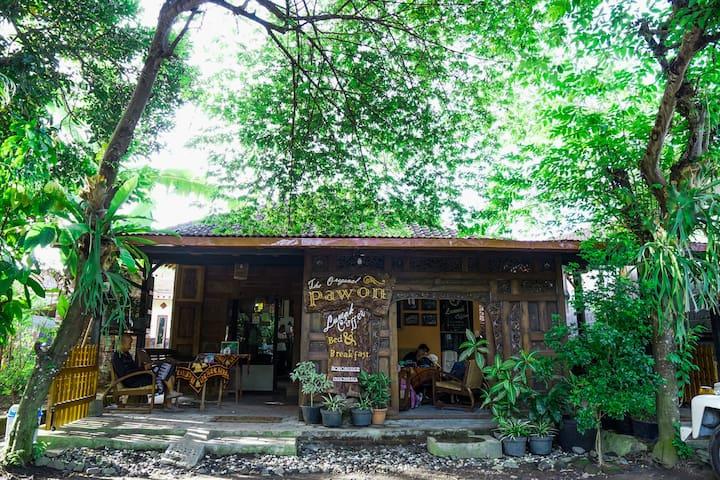 Guesthouse of Pawon Luwak Coffee#1