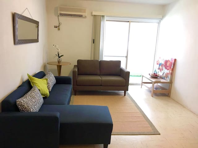 Bright and Comfy 2BD/1BA in Tumon - Tamuning - Apartamento