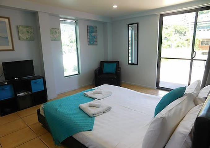 Friendly Guest House garden room - Airlie Beach - House