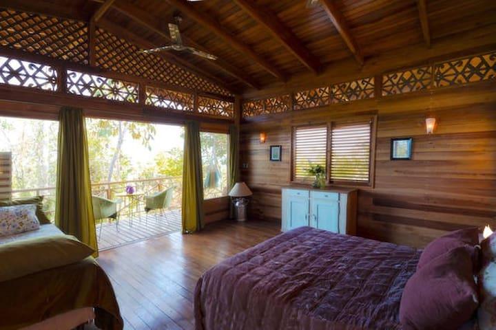 Jungle house in Loma Sibo