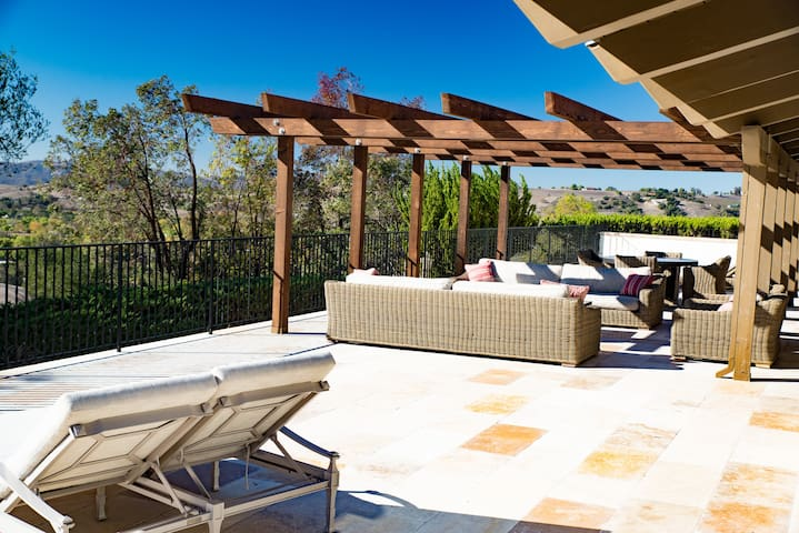 Vineyards with a View in Santa Ynez - Santa Ynez - Casa