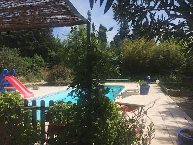 Loft aménagé dans mas provençal - Eyragues - อพาร์ทเมนท์