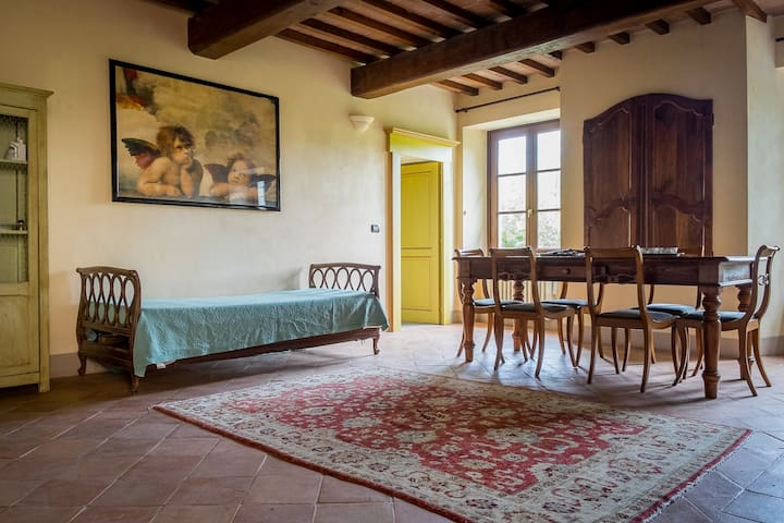 Il Vecchio Frantoio apartment - Arezzo - Bed & Breakfast