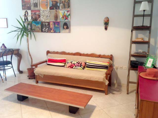 Lovely Athens Holiday Flat Let - Peristeri - Apartment