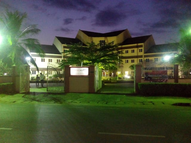 Orchid Hotels & Events Center Asaba