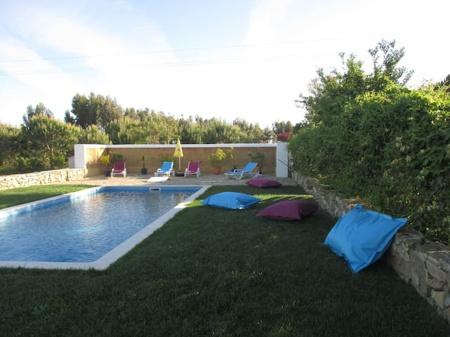 T1 Duplex, relaxing area - Zambujeira do Mar - Villa