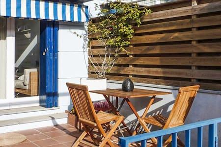 Vaste maison à 200m de la plage - Colera