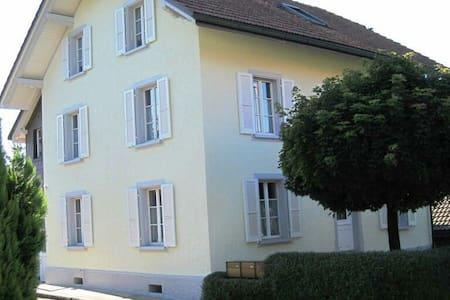 Gemütliche Dachwohnung nähe A1 - Halten - Квартира