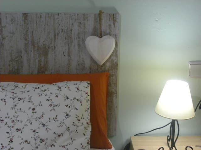 Relax al Pirineu. Apartament encantador - Escaló - Condominium