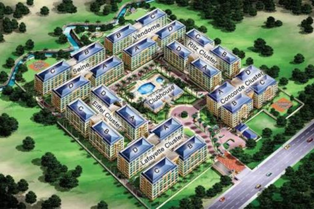 Site Development ( We are located in Vendome Cluster Building C Unit 710