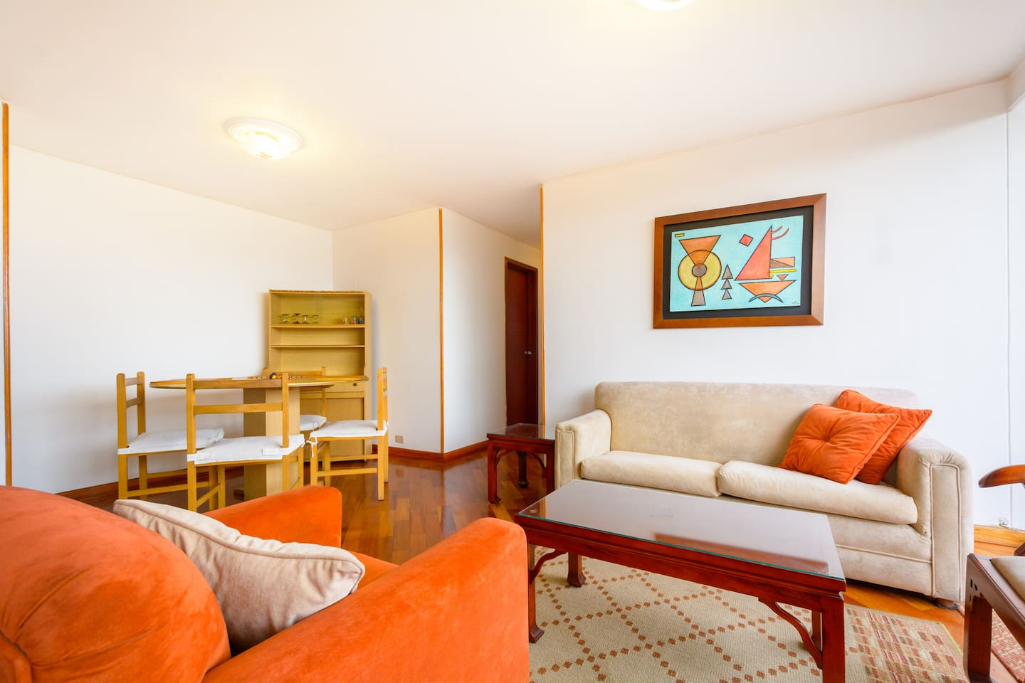 Ideal For All Types Of Trip Condominiums For Rent In Bogot  # Muebles Jennifer'S Bogota