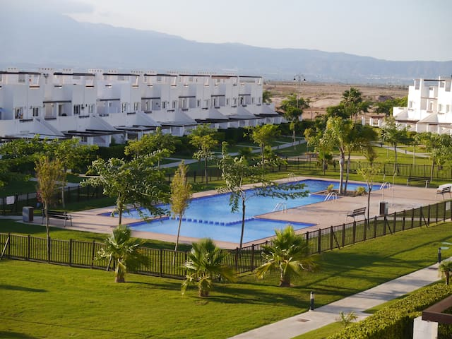 Condado De Alhama 2 Bed Apartment - Alhama de Murcia - Appartement