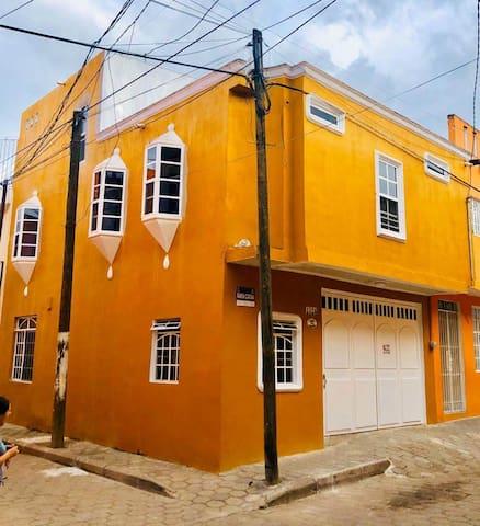 Habitaciones nuevas y cómodas. Tequila Jal Centro.