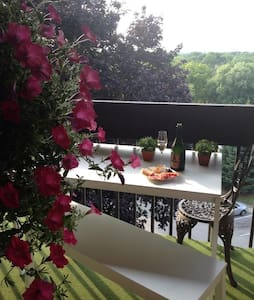 A Relaxing Bed & Breakfast Awaits! - Northbrook - Lejlighed