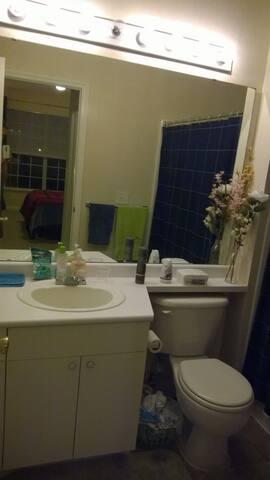 Master Suite with full amenities - Durham - Apartment