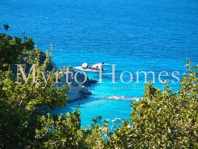 Myrto Vacation Relaxing Homes  - Lefkada - Byt