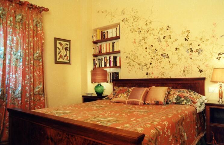 Antica casa di campagna nel verde - Marciano della Chiana - Villa