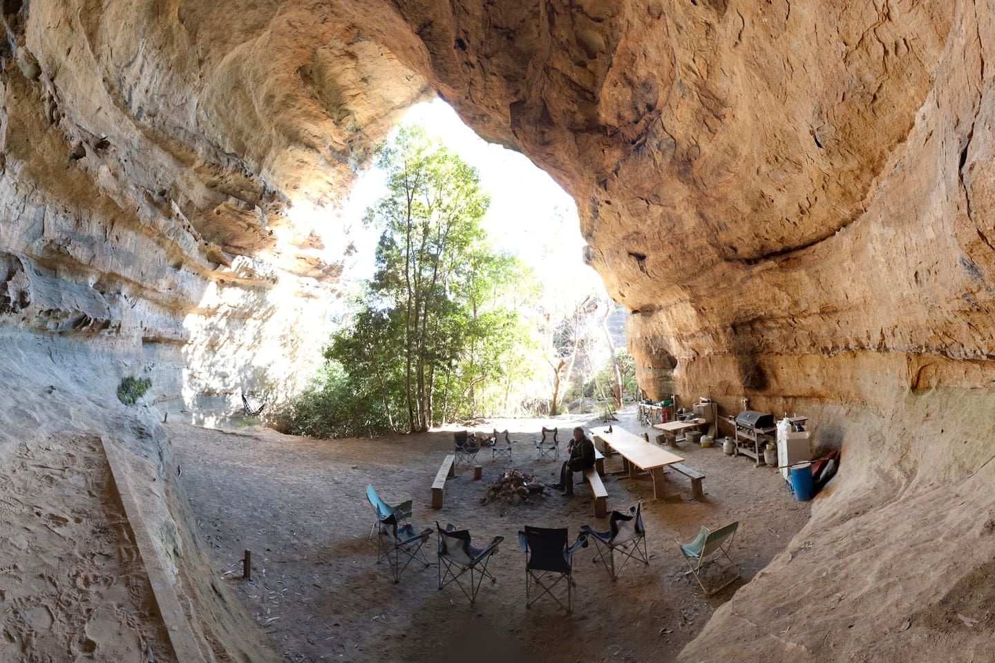 Private Cave...Nature's Cathedral