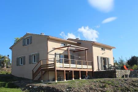 Maison neuve de 70M2 à Prunelli - Prunelli-di-Fiumorbo