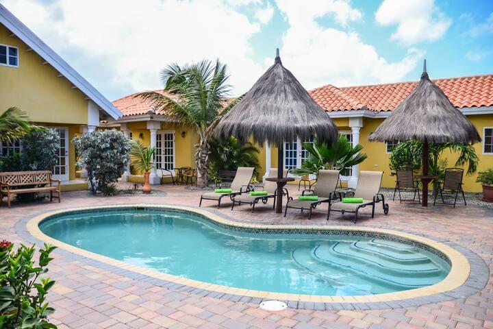 Aruba Tropic 2Bedroom Apartment A