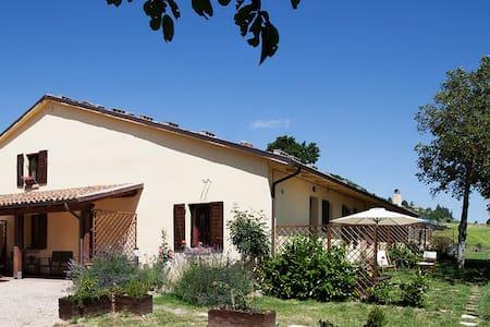 Agriturismo Bufano - Apt Ciclamino - Cagli - Apartament